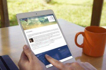 Sito web responsive di perTalea
