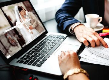 Realizzazion Sito web Paola Rodio Wedding Lab