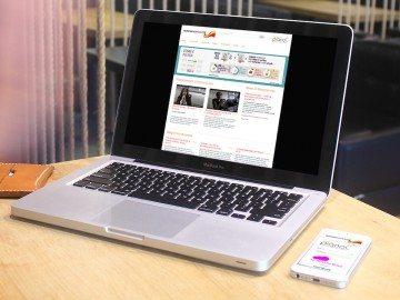 Sito web responsive womenomics
