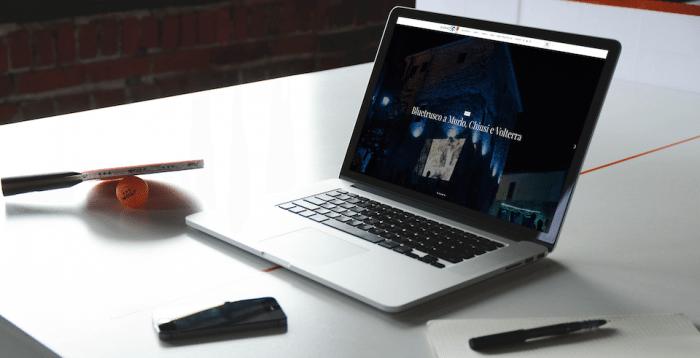 bluetrusco sito web